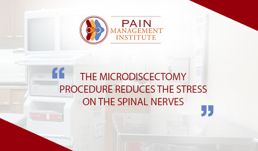 Microdiscectomy spine surgery Archives - Pain Management Institute ...
