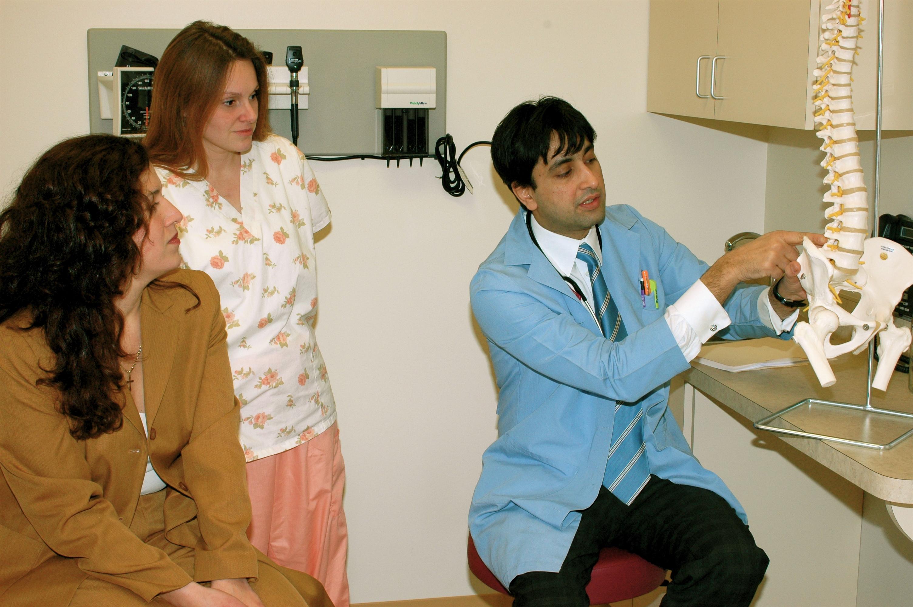 3. Patient consultation
